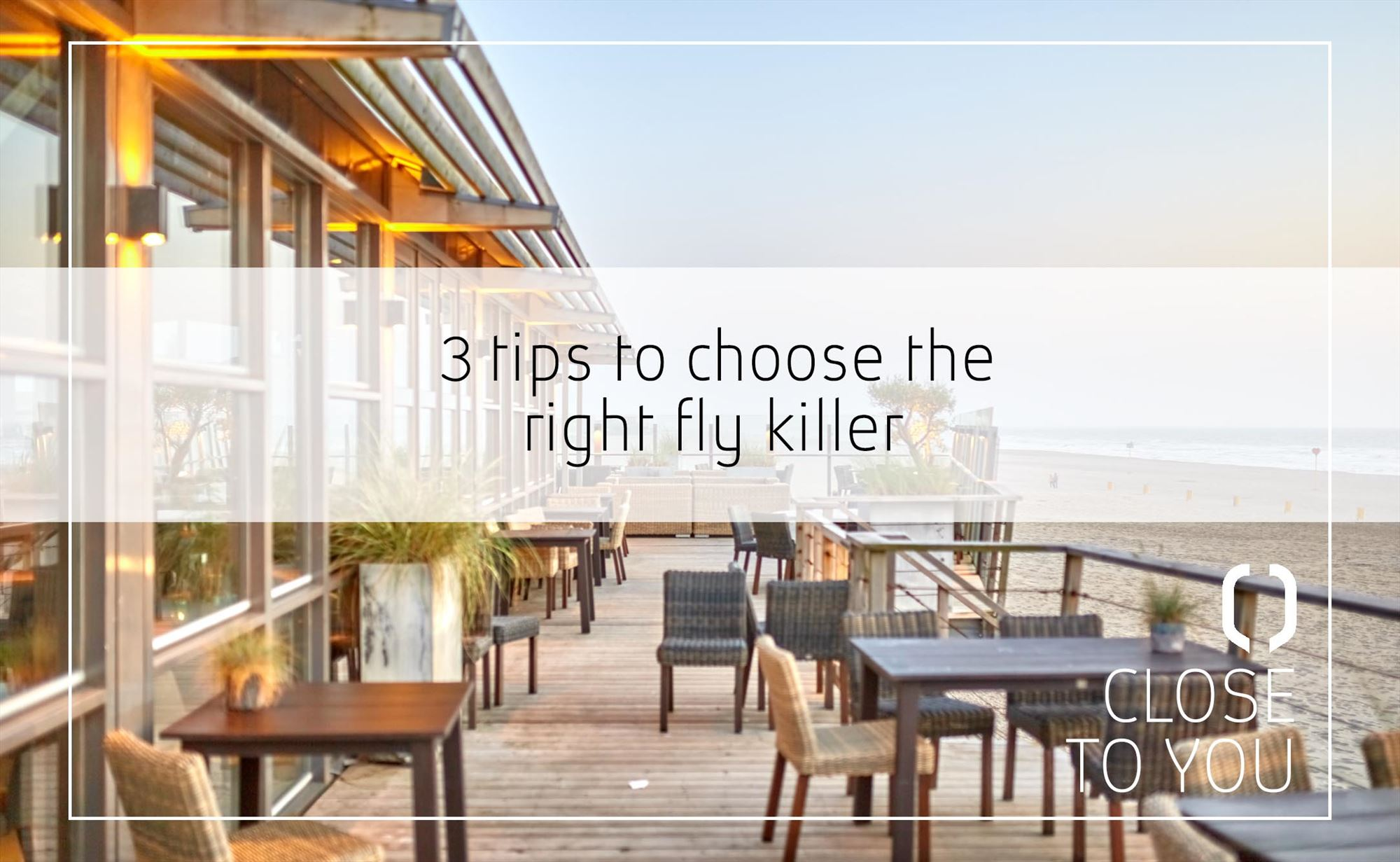 3 tips to choose the right electronic fly killer