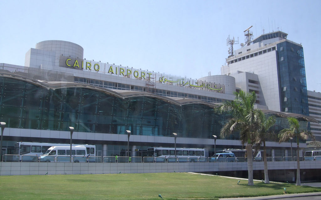 Aéroport International du Caire (Egypte)